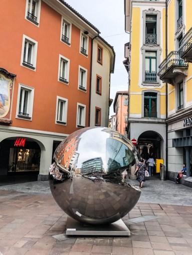 Kula w Lugano
