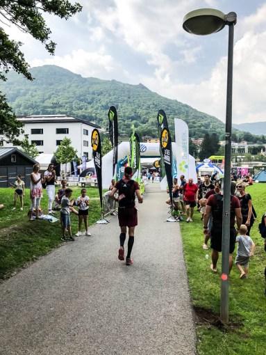 Meta biegu ultra Scenic Trail