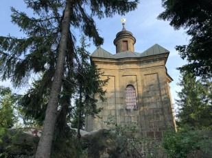 Kaplica Broumowskie Ściany