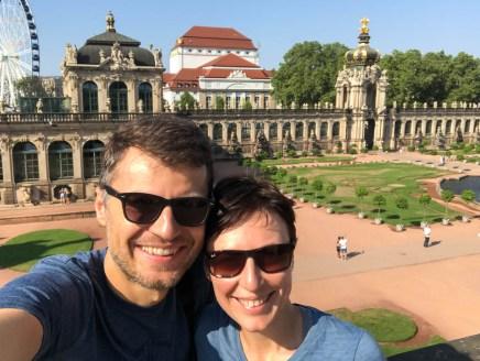 Pałac Zwinger zwiedzanie Drezna