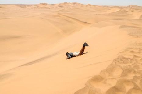 Sandboarding Swakopmund znajd kolejny