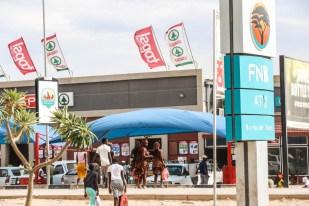 Supermarket w Opuwo