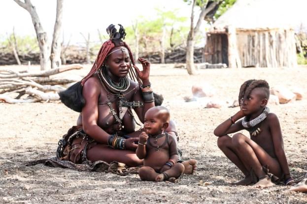 Wioska Himba 3