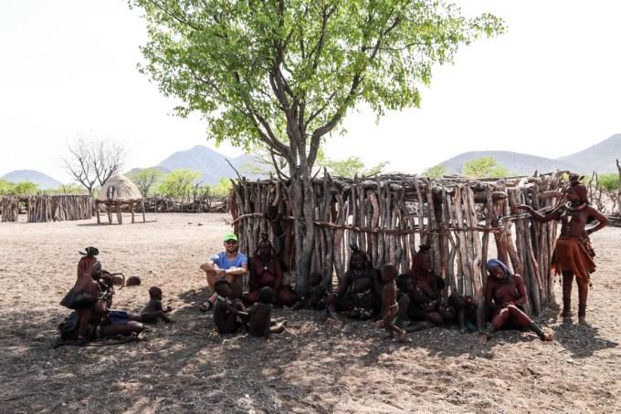 Wioska Himba 4