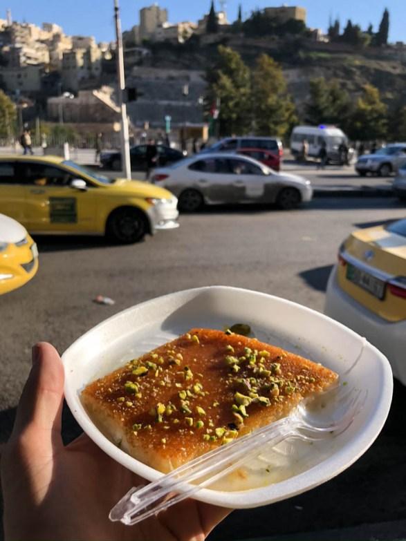 Amman kunafa