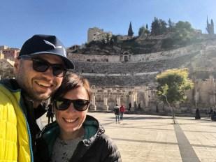 Amman teatr rzymski