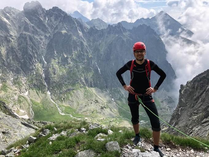 Gerlach Tatry Słowackie Dolina Wielicka
