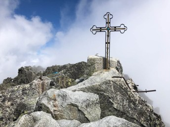 Gerlach Tatry Słowackie szczyt