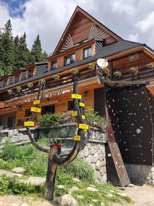Horsky Hotel Popadske Pleso