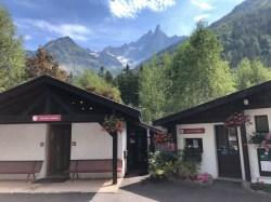 Chamonix camping 2