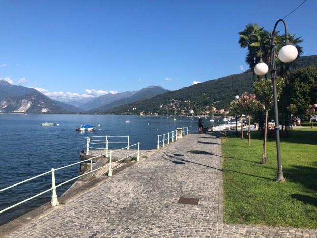 Verbania nad jeziorem Maggiore