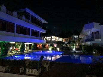 Tanzania Mbezi Beach hotel noca