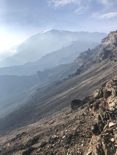 Tanzania trekking Kilimananjaro kibo