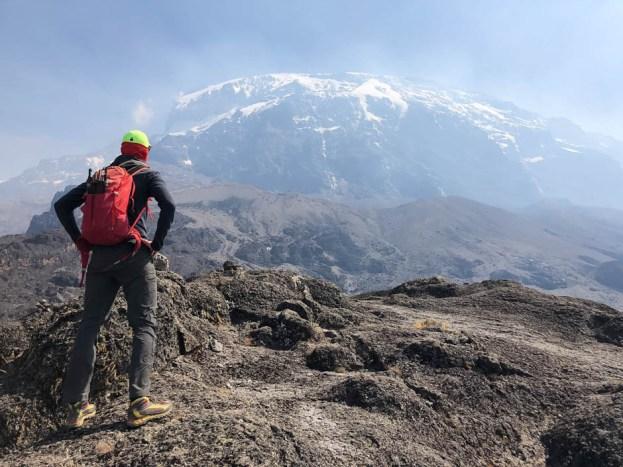 Tanzania trekking Kilimananjaro przelecz