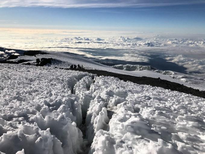 Trekking Kilimandzaro atak szczytowy droga