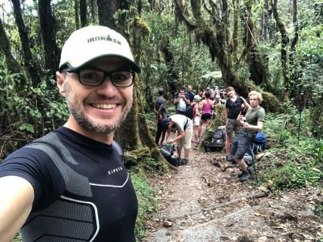Trekking Kilimandzaro las