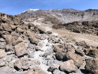 Trekking Kilimandzaro zejscie