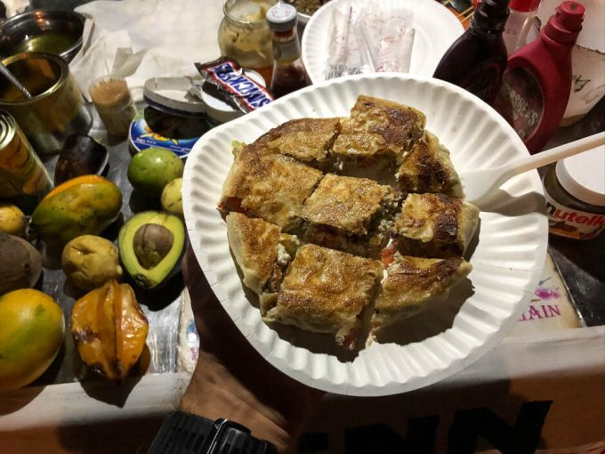 Zanzibar gotowa pizza