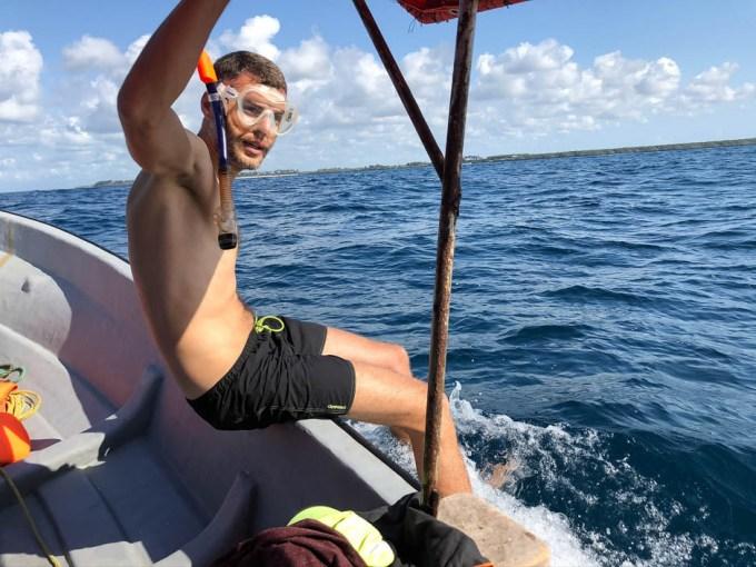 Zanzibar rejs delfiny 2