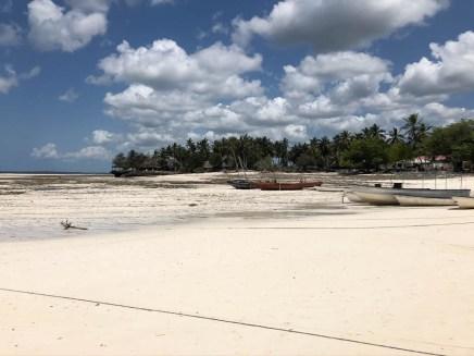 Zanzibar rejs powrot plaza