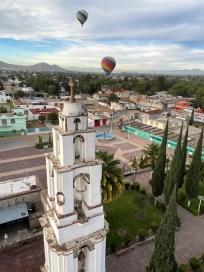 Balony Teotihuacan 5