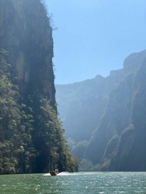 Kanion Sumidero 2