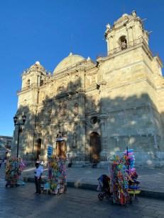 Oaxaca katedra