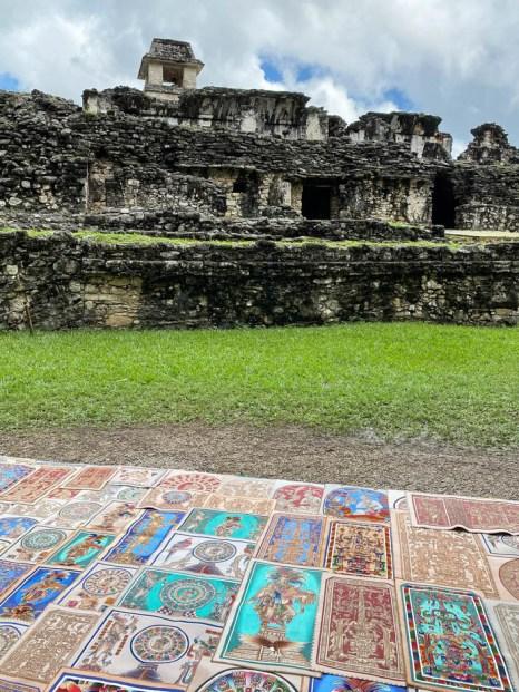 Palenque ruiny pałac