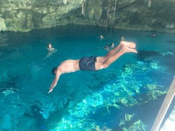 Tulum Cenote Dos Ojos snorkeling 7