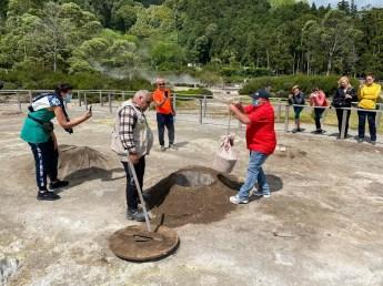Odkopywanie cozido