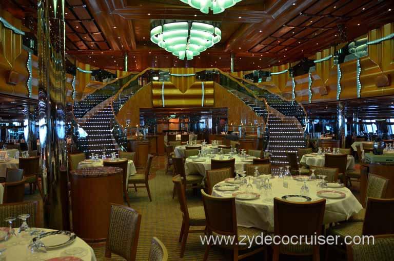 Carnival Cruise Dining Room Menu