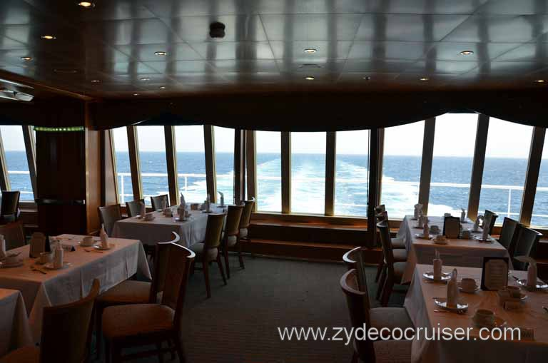 085 Carnival Magic Inaugural Voyage Monte Carlo Sea Day 3 Southern Lights Restaurant