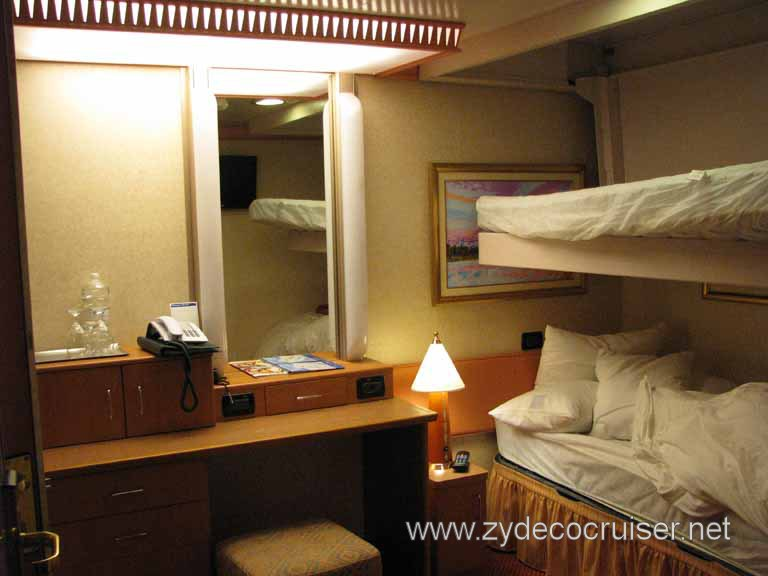 This is a 1A inside modified cabin