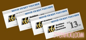 Movie tickets!!!! There are SO MANY summer movies I want to watch!