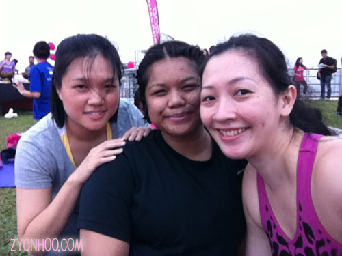 Suwena, Elisha and I
