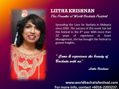A word from the founder, Liitha Krishnan