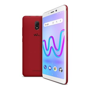 TELEFONO MOVIL WIKO MOBILE JERRY 3 ROJO 5.45″