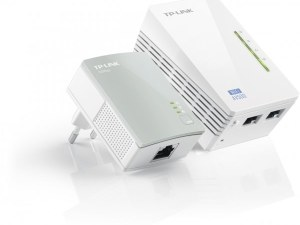 PLC TP-LINK KIT 2X 300MBPS WIFI TL-WPA4220KIT