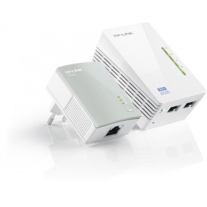 PLC TP-LINK KIT 2X 300MBPS WIFI TL-WPA4220KIT