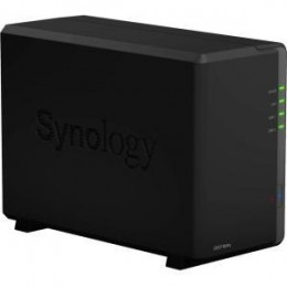 Synology DS218Play Servidor NAS Negro