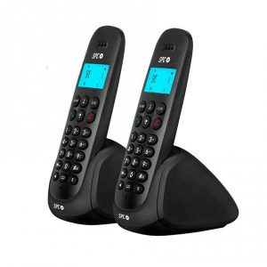 TELEFONO SPC ART DUO BLACK 7312N