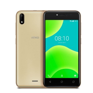 MOVIL WIKO Y50 ORO 5″-QC1.3-16G-1GB Y50CAR16GOLD