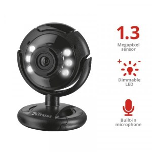 WEBCAM TRUST CAM SPOTLIGHT PRO 1280*1024