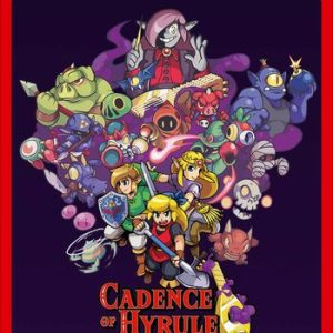 JUEGO NINTENDO SWITCH CADENCE OF HYRULE