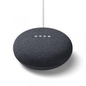 ALTAVOZ INTELIGENTE GOOGLE NEST MINI CARBON