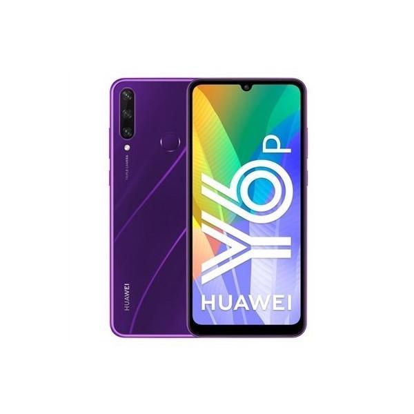 """TELEFONO MOVIL HUAWEI Y6P 4G PURPURA 6.3""""-OC2.0-3GB-64"""