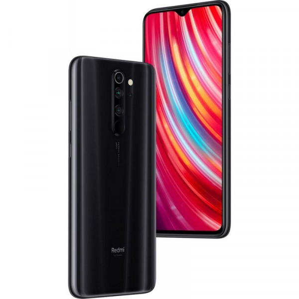 "TELEFONO MOVIL XIAOMI NOTE 8 PRO NEGRO 6.53""-OC2.0-6GB-128GB"