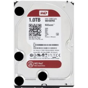 DISCO DURO 3.5″ WESTERN DIGITAL 1TB SATA3 RED