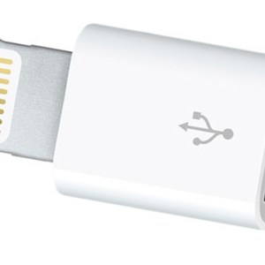 ADAPTADOR 3GO MICRO-USB H A LIGHTNING