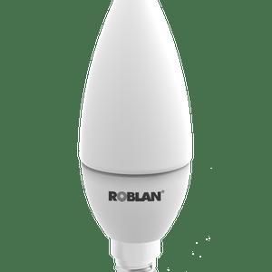 LED VELA ROBLAN 3.5W-E14-249LM-3000K-C?LIDO-160?